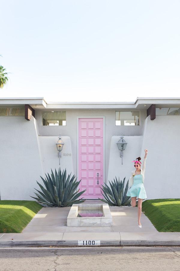 Real Doors Wear Pink