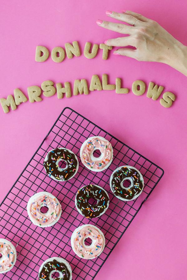 Donut Marshmallows
