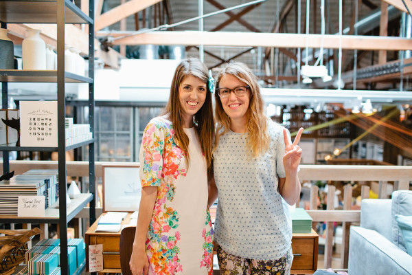 Etsy Pop-Up at West Elm LA with Studio DIY