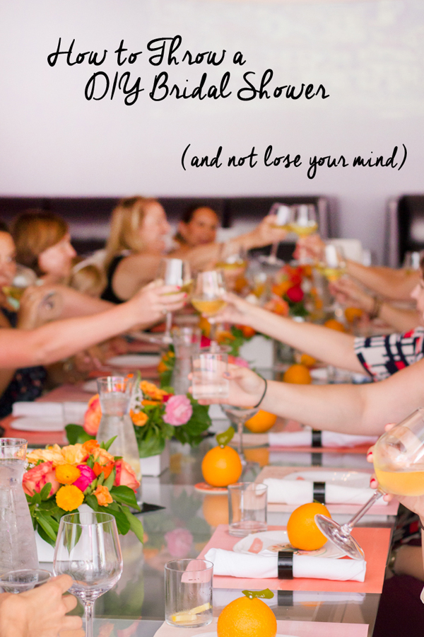 Tips For Planning A Diy Bridal Shower