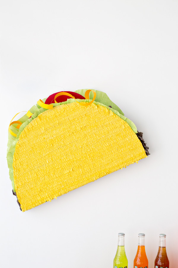 DIY Giant Taco