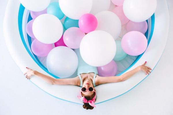 Pool O' Balloons