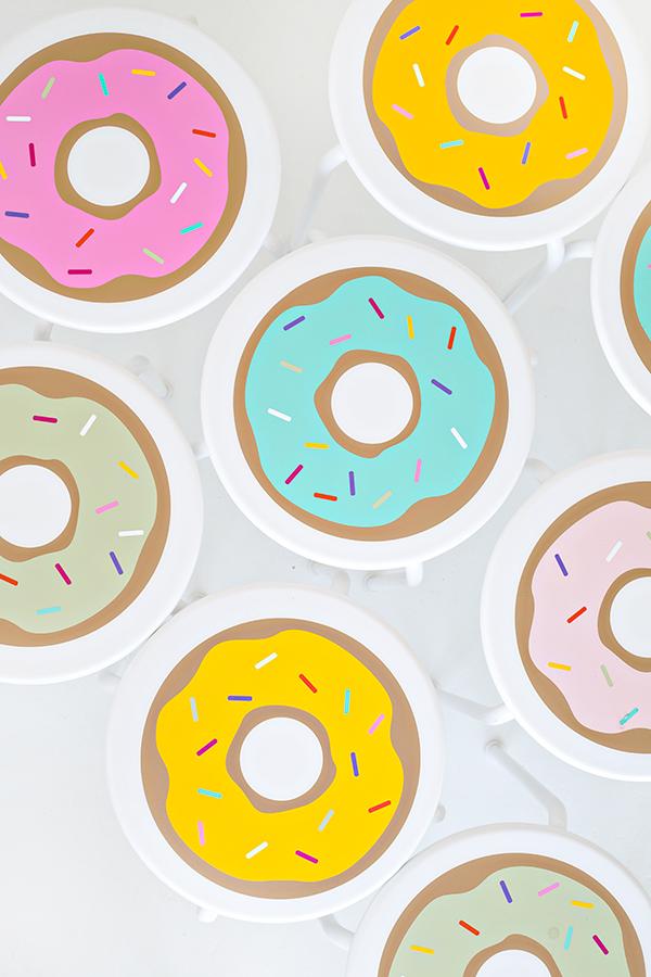 DIY Donut Stools