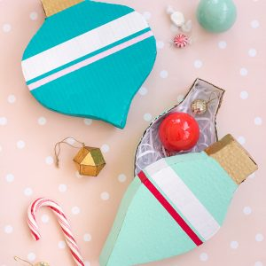 DIY Ornament Boxes