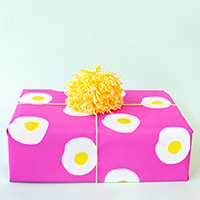 Free Printable Egg Wrapping Paper