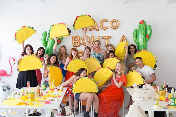 DIY Taco Piñata Workshop
