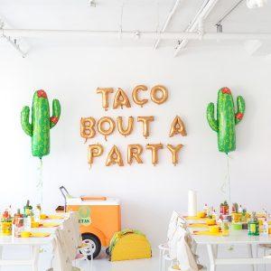 Taco Piñata Workshop Recap (+ A Giveaway!)