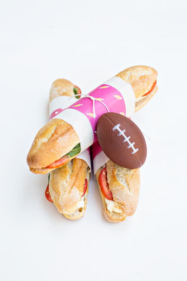 Free Printable Sandwich Wraps