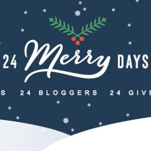 24 Merry Days of (Really Awesome) Giveaways!