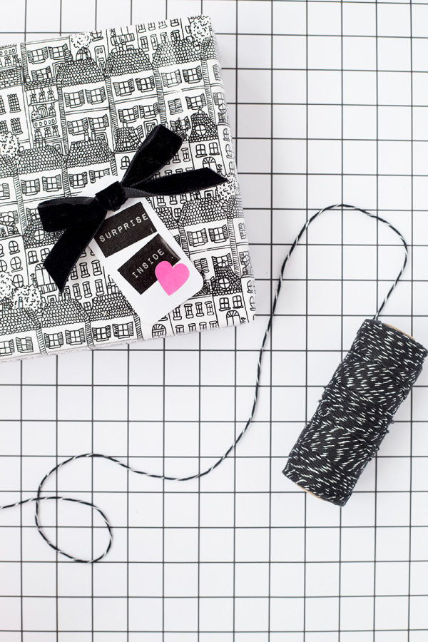 Easy Holiday Gift Wrapping Ideas