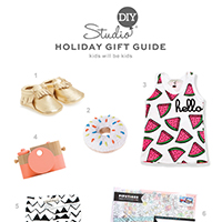 Holiday Gift Guide: Kids Will Be Kids!