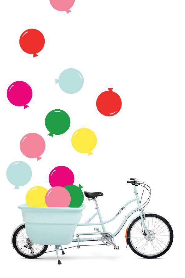 Madsen Cycles Bike Giveaway