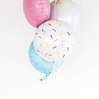 DIY Sprinkle Balloon Stickers