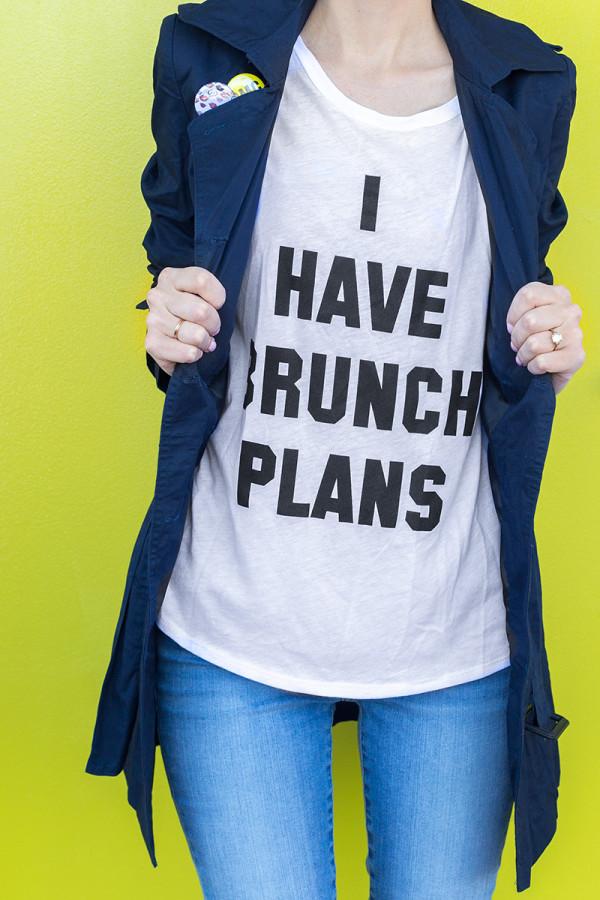 I Have Brunch Plans