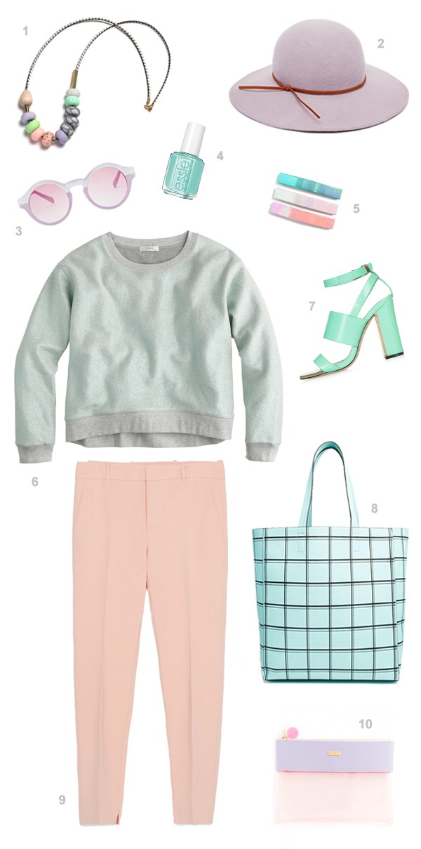 10 Essentials for Dressing Your Easter Best