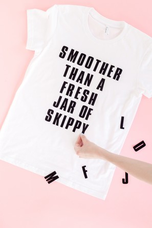 DIY Graphic Tees