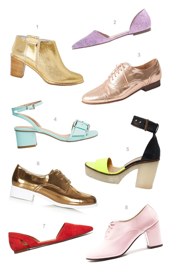 Eight Shoes That Need To Be On Your Feet