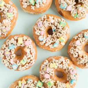 Three Charmin' Ways to Decorate Donuts for St. Patrick's Day