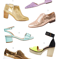 Eight Shoes That Need To Be On Your Feet (Right. Now.)