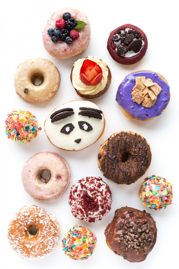 A Guide to Donuts: The Fancies