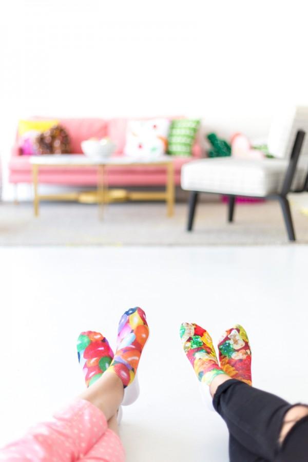 Candy Socks