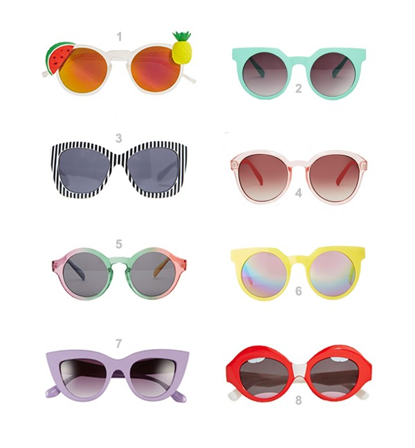 Eight Bold Sunnies You Need This Summer
