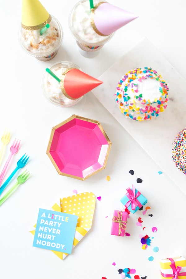 How to Throw A Mini Party