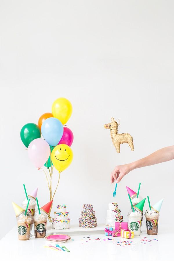 Throw A Mini Party!