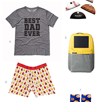 10 Rad Father's Day Gifts for Dad