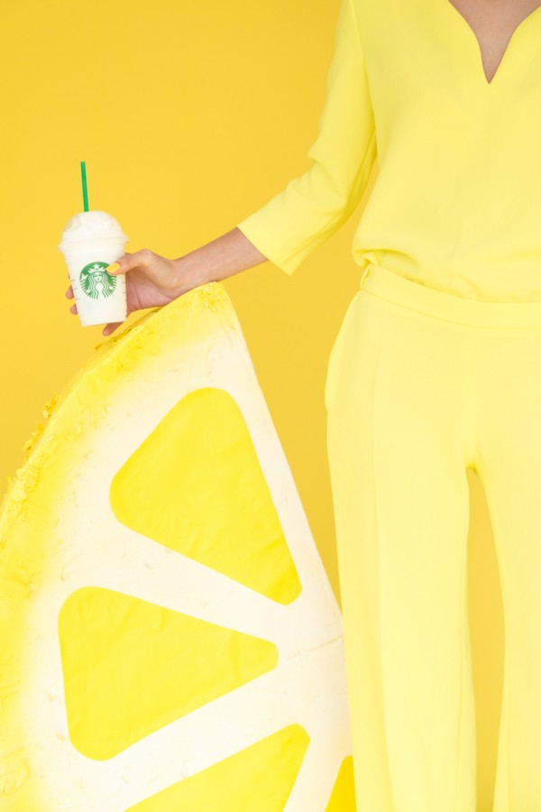 Starbucks Lemon Bar Frappuccino1