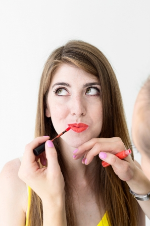 Lipstick 101: Two Ways To Make Your Lipstick Last