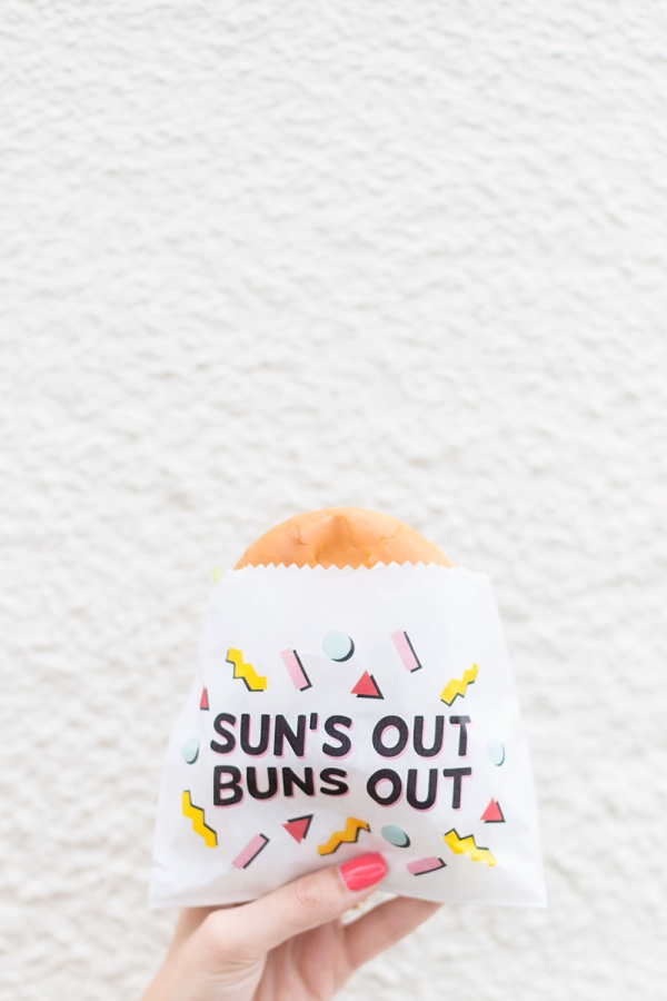 Sun's Out Buns Out!