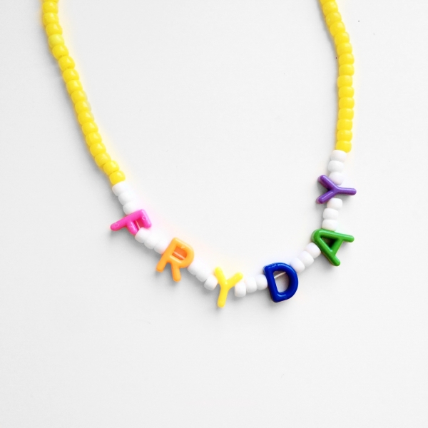 FRYDAY Necklace Giveaway!