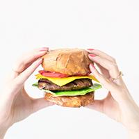 DIY Paper Mache Burger + Fries (+ A Giveaway!)