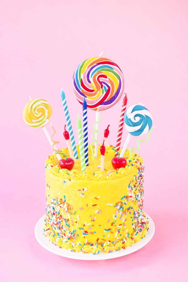 The Ultimate Guide to Birthday Candles