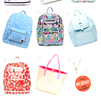 12 Funky Backpacks for Back to School