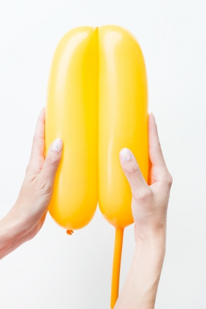 DIY Popsicle Balloons