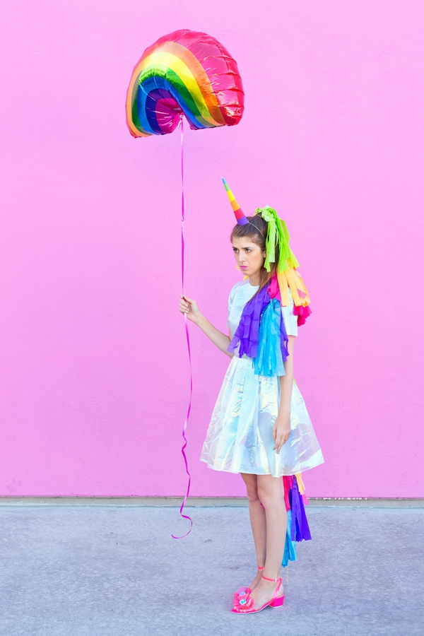 Lisa Frank Unicorn Outtake