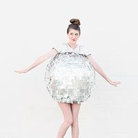 Diy disco ball costume studio diy solutioingenieria Gallery