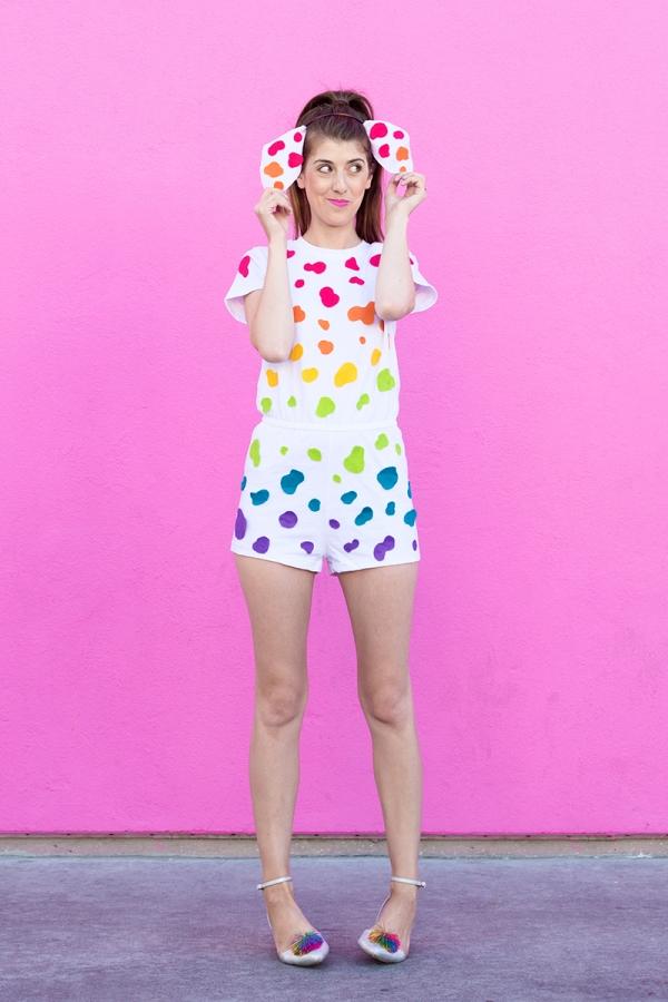 DIY Lisa Frank Costumes | studiodiy.com