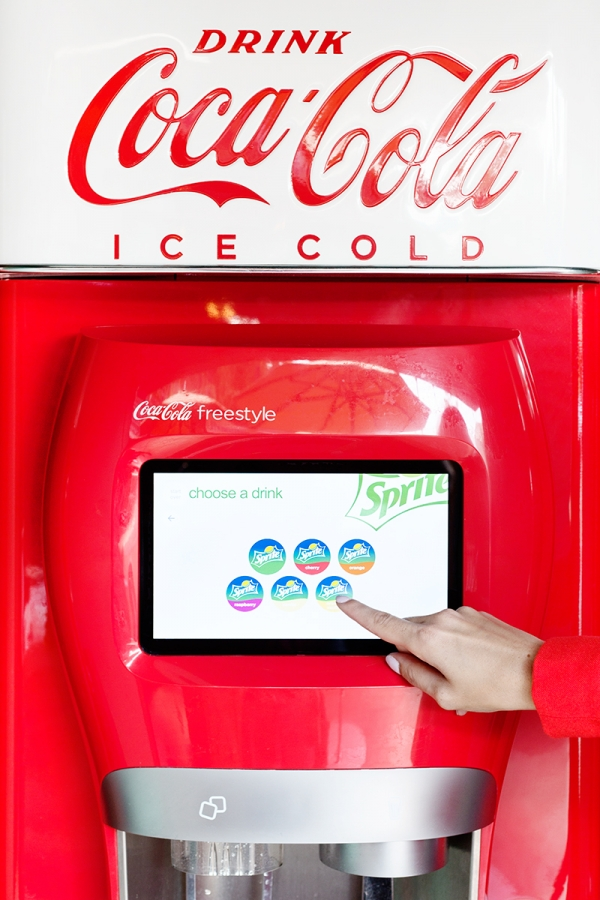 Coca Cola Freestyle