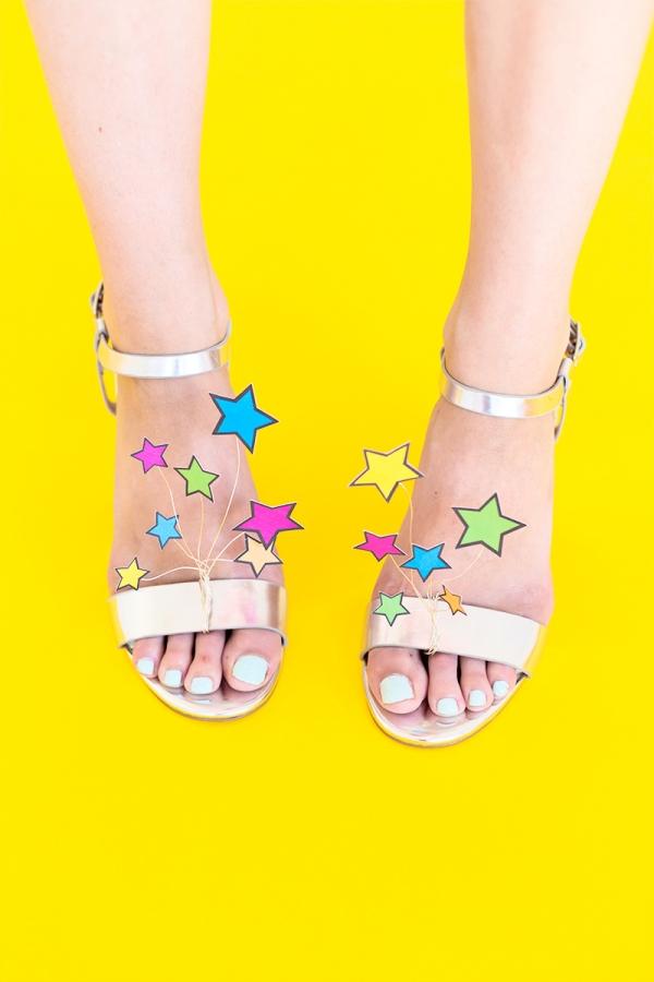 DIY Twinkle Toes Costume | studiodiy.com