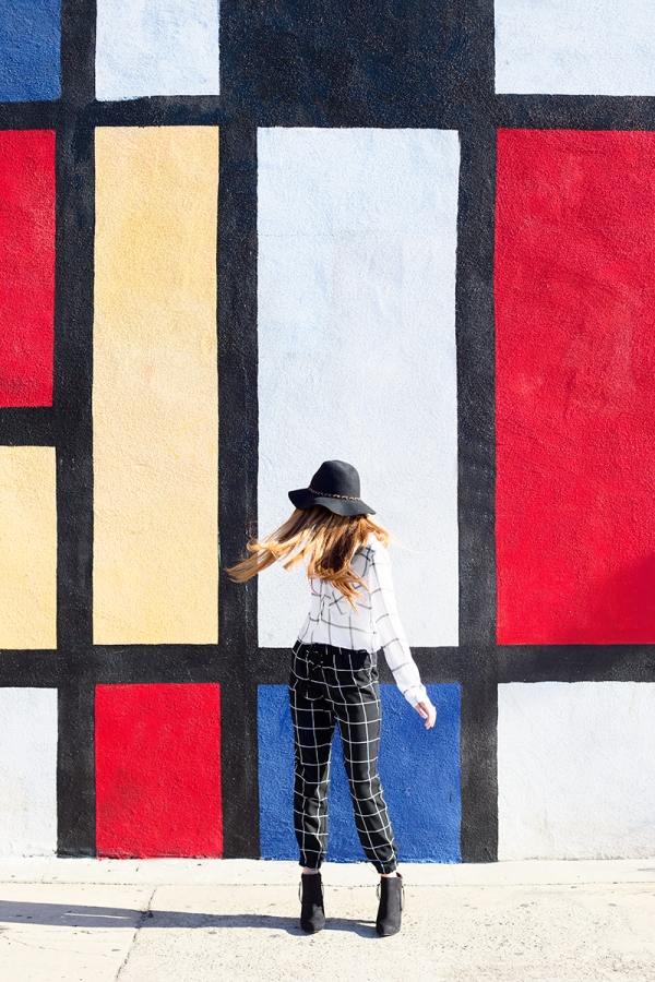 Plaid You At Hello! | Two Plaid Looks for Fall with Target