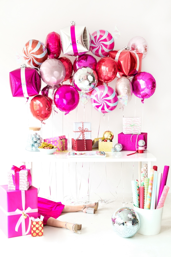 DIY Goodies + Gift Wrap Party | studiodiy.com