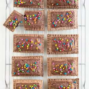 Throwback! | Cosmic Brownie Pop Tarts