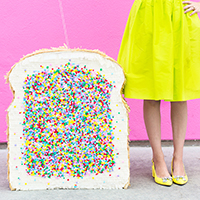DIY Fairy Bread Piñata