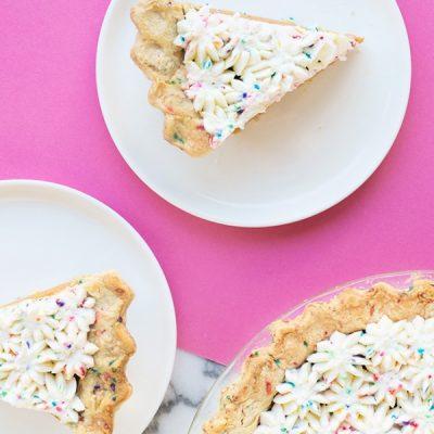Funfetti-fied! | Funfetti Pie Crust
