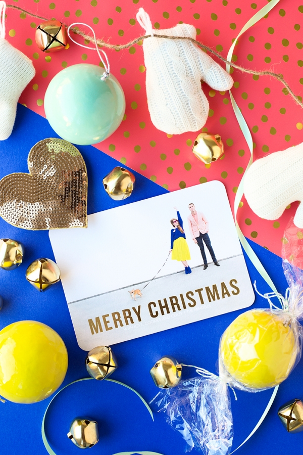 3 Tips for Dressing Your Holiday Card Best | studiodiy.com