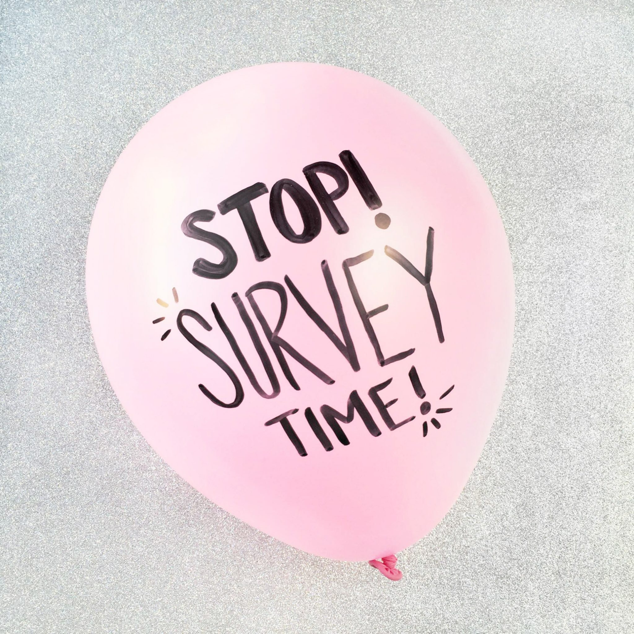 Stop Survey Time Win 100 To Target