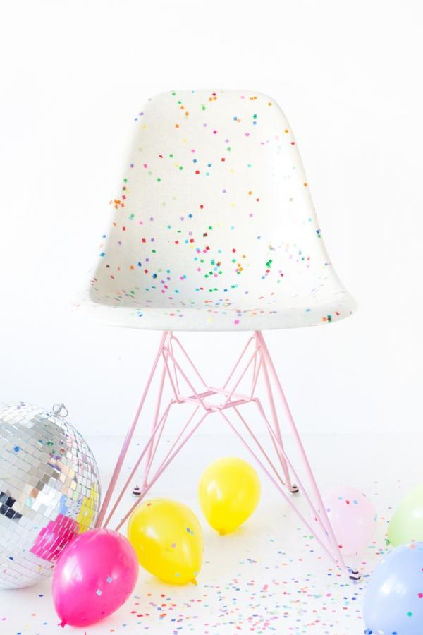 Studio DIY x Modernica Confetti Chair